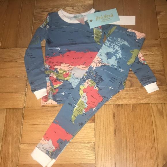 BedHead Other - NWT BedHead Around the World 2 Piece Pajama Set